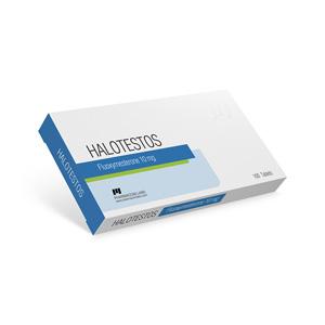 Kopen Fluoxymesterone (Halotestin): Halotestos 10 Prijs