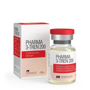 Kopen Trenbolon Mix (Tri Tren): Pharma 3 Tren 200 Prijs