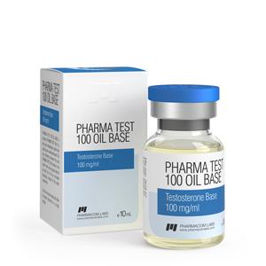 Kopen Testosteron Base: Pharma Test Oil Base 100 Prijs
