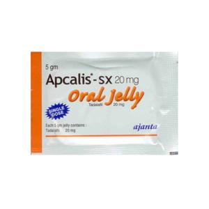 Kopen Tadalafil: Apcalis SX Oral Jelly Prijs