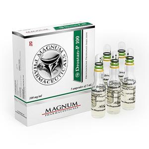 Kopen Drostanolonpropionaat (Masteron): Magnum Drostan-P 100 Prijs