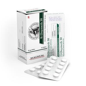 Kopen Oxymetholone (Anadrol): Magnum Oxymeth 50 Prijs