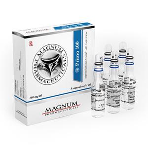 Kopen Methenolone enanthate (Primobolan-depot): Magnum Primo 100 Prijs