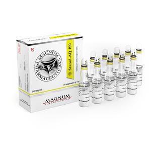 Kopen Stanozolol-injectie (Winstrol-depot): Magnum Stanol-AQ 100 Prijs