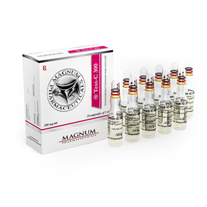 Kopen Testosteron cypionate: Magnum Test-C 300 Prijs