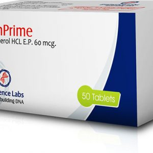Kopen Clenbuterol hydrochloride (Clen): Klenprime 60 Prijs