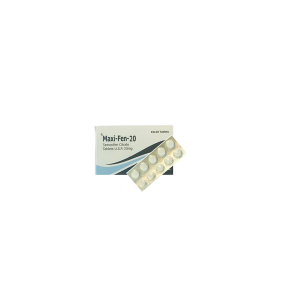 Kopen Tamoxifencitraat (Nolvadex): Maxi-Fen-20 Prijs