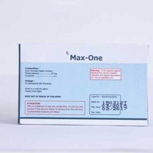 Kopen Methandienone oraal (Dianabol): Max-One Prijs
