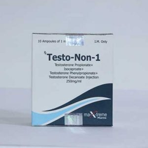 Kopen Sustanon 250 (testosteronmix): Testo-Non-1 Prijs