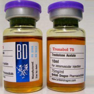 Kopen Trenbolonacetaat: Trenbolone-75 Prijs