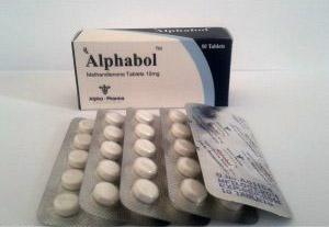 Kopen Methandienone oraal (Dianabol): Alphabol Prijs