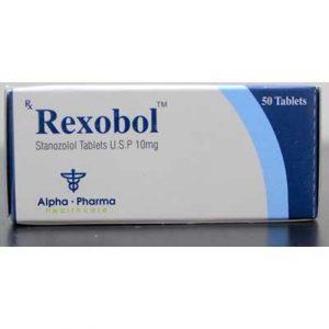 Kopen Stanozolol oraal (Winstrol): Rexobol-10 Prijs