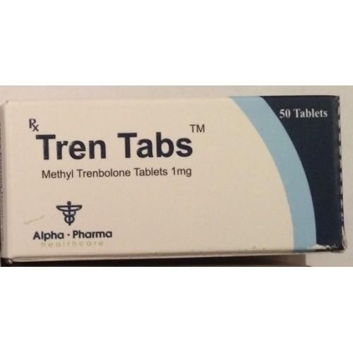 Kopen Methyltrienolone (Methyl trenbolone): Tren Tabs Prijs