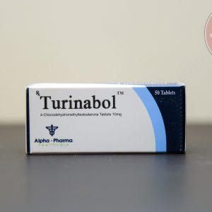 Kopen Turinabol (4-Chlorodehydromethyltestosterone): Turinabol 10 Prijs