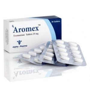 Kopen Exemestane (Aromasin): Aromex Prijs