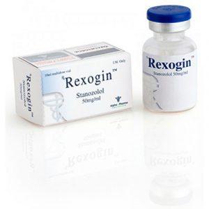 Kopen Stanozolol-injectie (Winstrol-depot): Rexogin (vial) Prijs