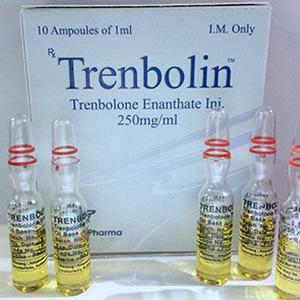 Kopen Trenbolone enanthate: Trenbolin (ampoules) Prijs
