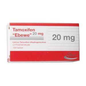Kopen Tamoxifencitraat (Nolvadex): Tamoxifen 20 Prijs