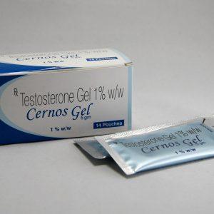 Kopen Testosteron-supplementen: Cernos Gel (Testogel) Prijs