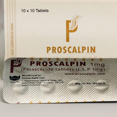 Kopen Finasteride (Propecia): Proscalpin Prijs
