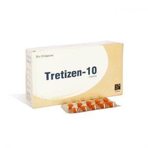 Kopen Isotretinoïne (Accutane): Tretizen 10 Prijs