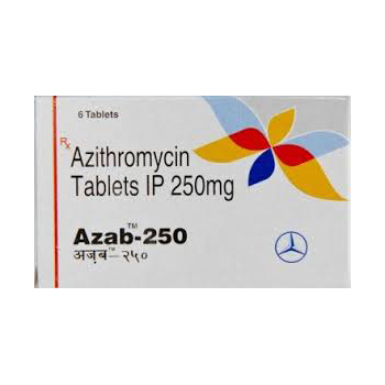 Kopen Azithromycin: Azab 250 Prijs