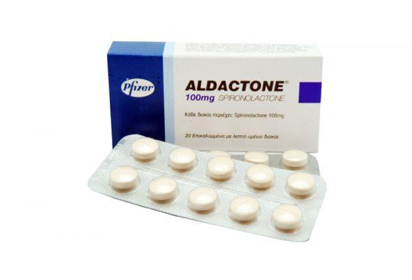 Kopen Aldactone (Spironolactone): Aldactone Prijs