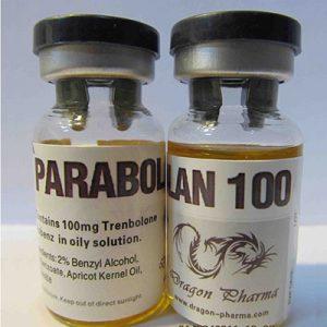 Kopen Trenbolon hexahydrobenzylcarbonaat: Parabolan 100 Prijs