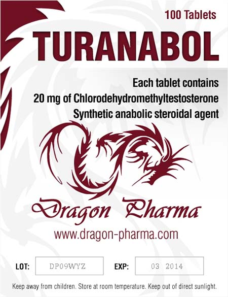 Kopen Turinabol (4-Chlorodehydromethyltestosterone): Turanabol Prijs